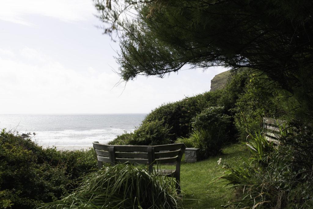 sea view garden crackington haven